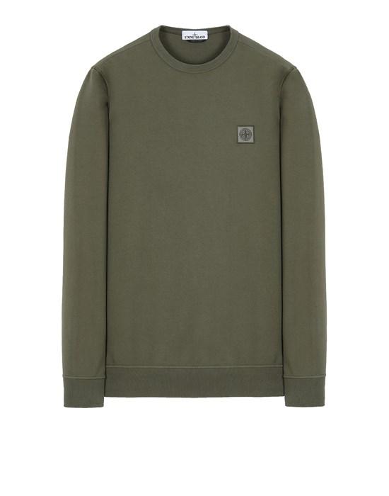 Sweatshirt Man 65037 Front STONE ISLAND