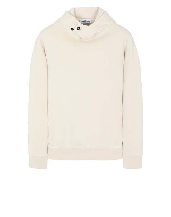 STONE ISLAND 60151 Sweatshirt Man Ivory