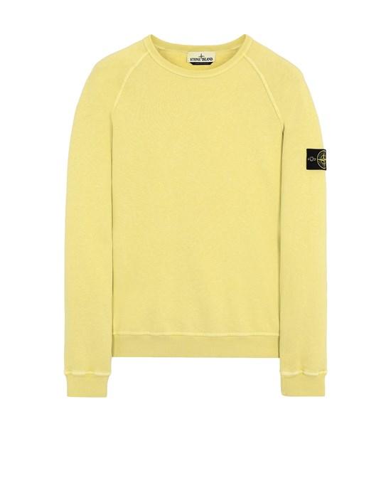 STONE ISLAND 66060 T.CO 'OLD' Sweatshirt Man Pistachio Green