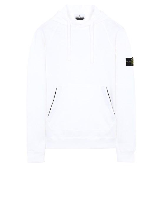 STONE ISLAND 63860 T.CO 'OLD'  Sweatshirt Man White