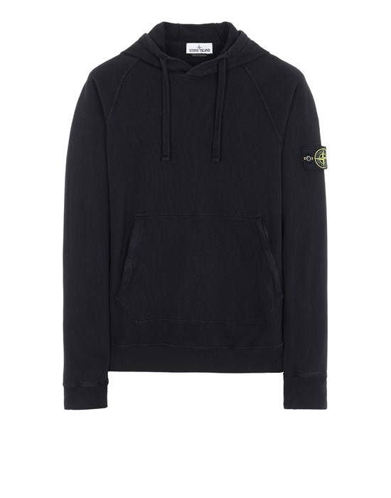 Sweatshirt Man 63860 T.CO 'OLD' Front STONE ISLAND