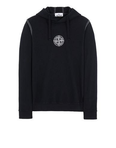STONE ISLAND 61159 Sweatshirt Man Blue EUR 245