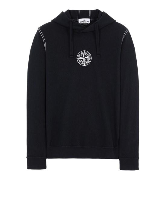 Sweatshirt Man 61159 Front STONE ISLAND