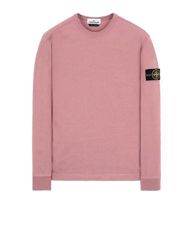STONE ISLAND 64450 Sweatshirt Man Pink EUR 185