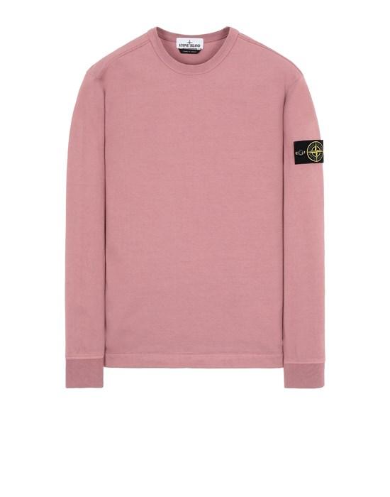 STONE ISLAND 64450 Sweatshirt Man Pink