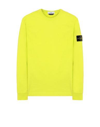 STONE ISLAND 64450 Sweatshirt Man Pistachio Green USD 180