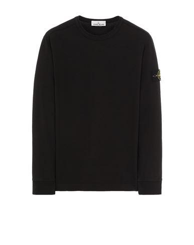 STONE ISLAND 64450 Sweatshirt Man Black USD 192