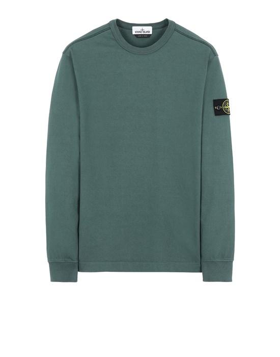 Sweatshirt Man 64450 Front STONE ISLAND