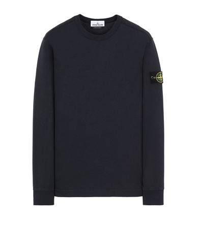STONE ISLAND 64450 Sweatshirt Homme Bleu EUR 185