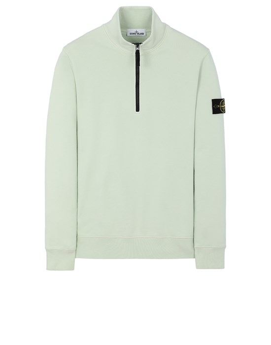 STONE ISLAND 61951 Sweatshirt Man Light Green