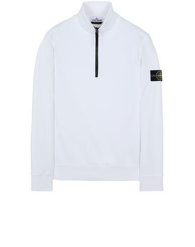STONE ISLAND 61951 Sweatshirt Man White USD 337