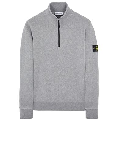STONE ISLAND 61951 Sweatshirt Man DUST MELANGE EUR 202