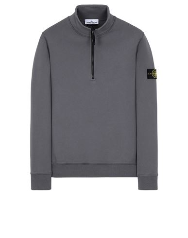 STONE ISLAND 61951 Sweatshirt Man Blue Grey EUR 229