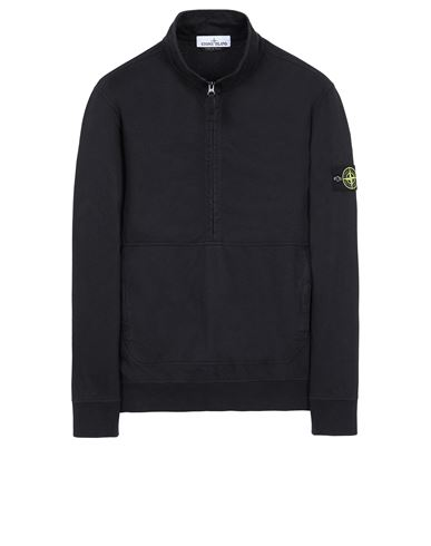 STONE ISLAND 63750 Sweatshirt Man Black EUR 265