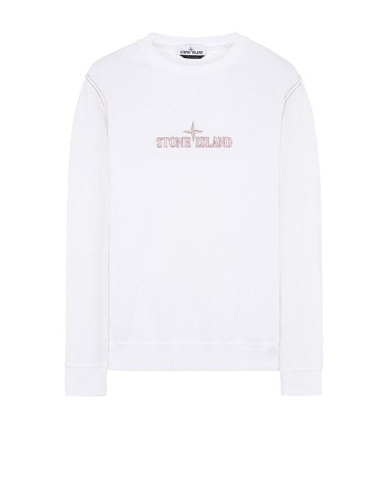 Sweatshirt Man 61459 Front STONE ISLAND