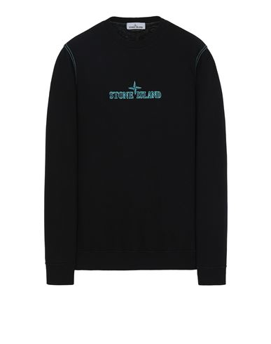 STONE ISLAND 61459 Sweatshirt Man Black USD 225