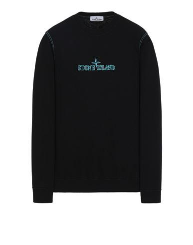 STONE ISLAND 61459 Sweatshirt Man Black USD 251
