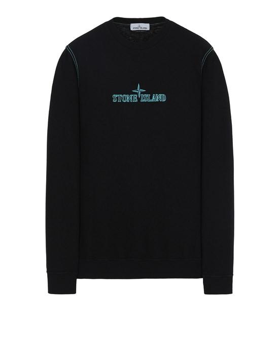 STONE ISLAND 61459 Sweatshirt Man Black