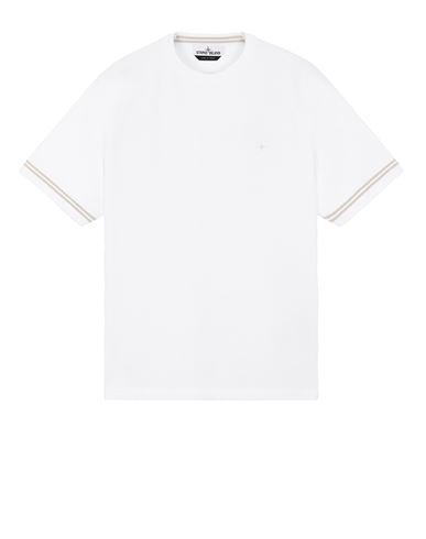 STONE ISLAND 60651 Sweatshirt Man White EUR 189