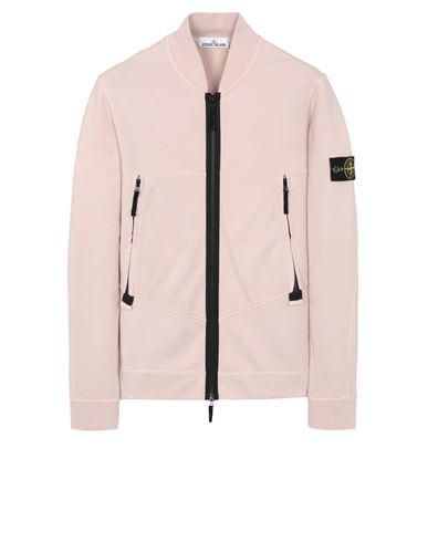 STONE ISLAND 60351 Sweatshirt Man Pastel pink EUR 309