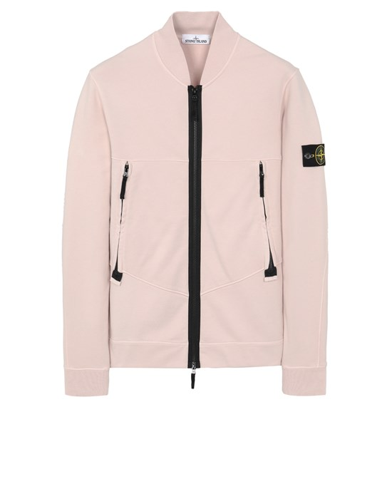 Sweatshirt Man 60351 Front STONE ISLAND