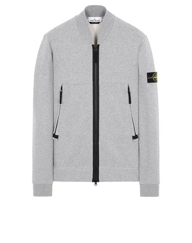 STONE ISLAND 60351 Sweatshirt Man Dark Grey EUR 309