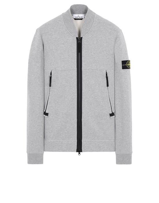 Sweatshirt Herr 60351 Front STONE ISLAND