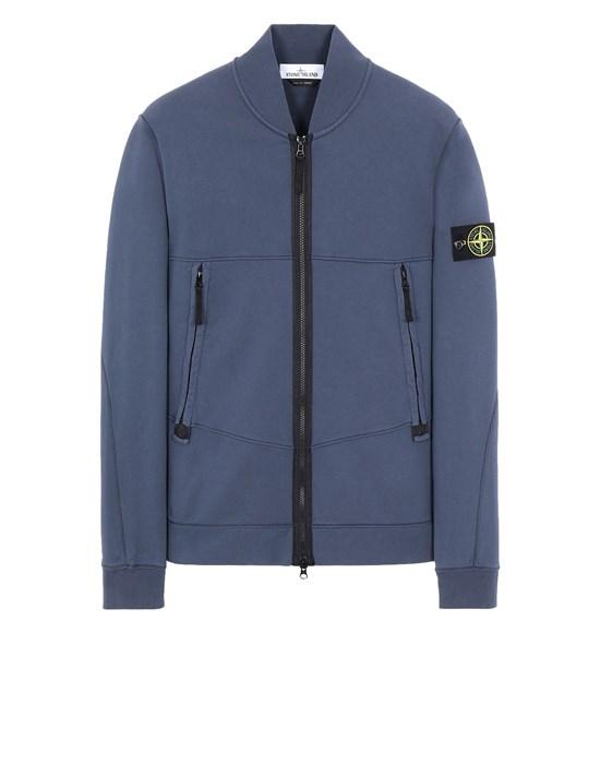 STONE ISLAND 60351 Sweatshirt Man Avio Blue