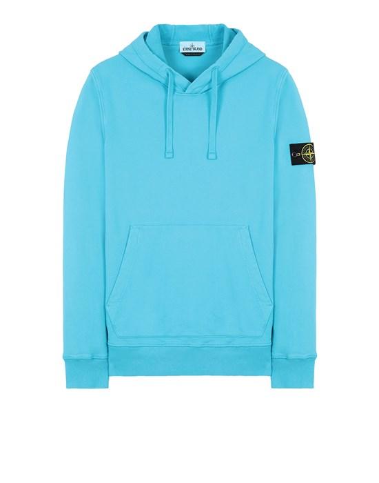 STONE ISLAND 64151 Sweatshirt Man Turquoise