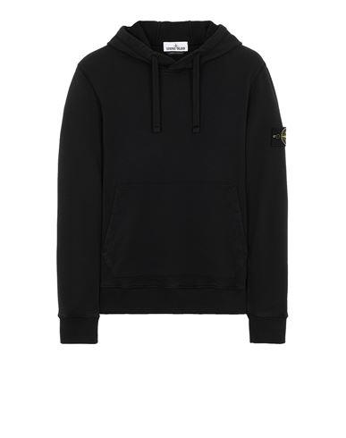 STONE ISLAND 64151 Sweatshirt Man Black USD 285