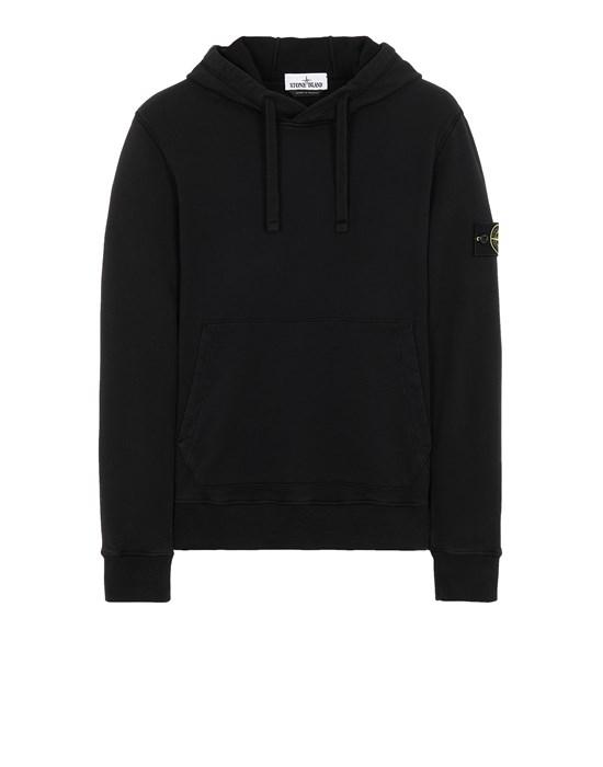 STONE ISLAND 64151 Sweatshirt Man Black
