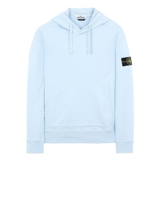 STONE ISLAND 64151 Sweatshirt Man Sky Blue