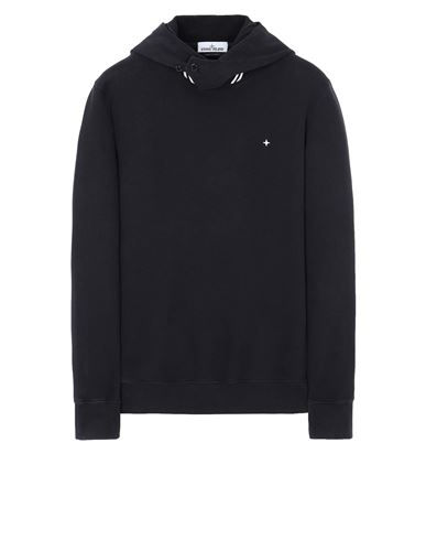 STONE ISLAND 60120 Sweatshirt Man Blue USD 224