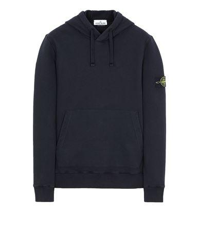 STONE ISLAND 64120 Sweatshirt Man Blue EUR 239