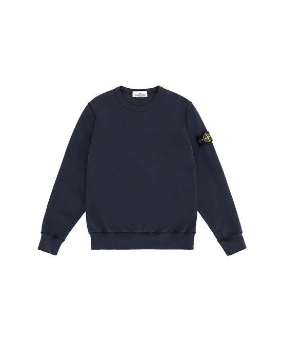 Sweatshirt 61340 STONE ISLAND JUNIOR - 0