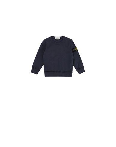 STONE ISLAND BABY 61340 Sweatshirt Man Marine Blue EUR 107