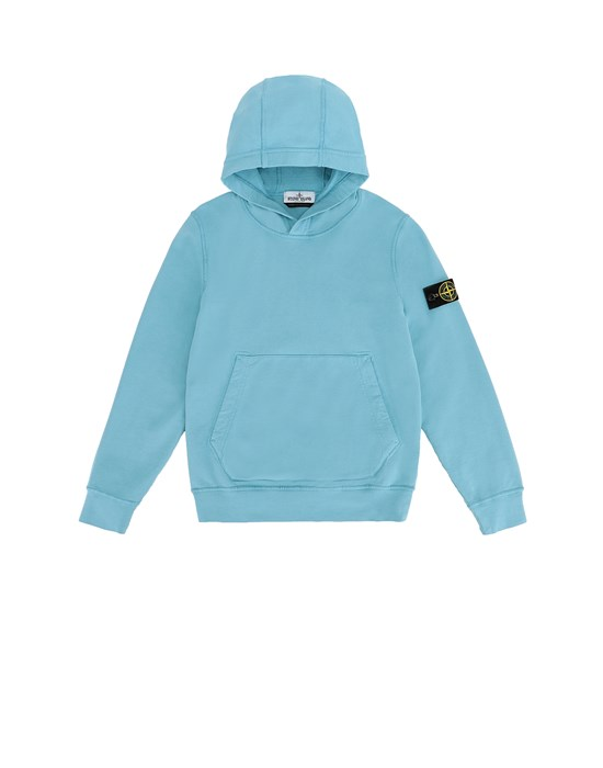 Sweatshirt Man 61640 Front STONE ISLAND JUNIOR