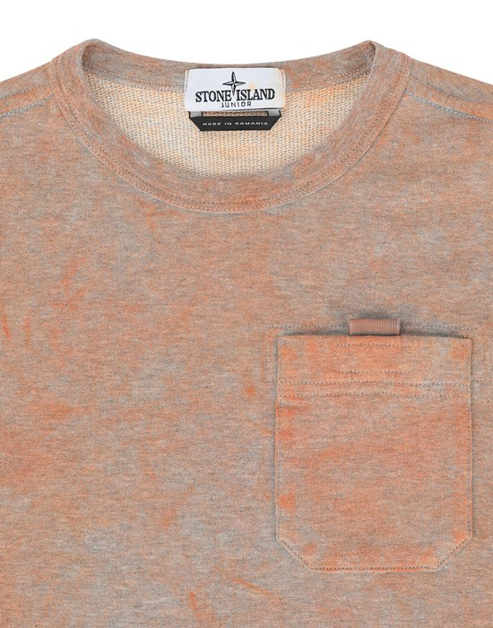 43201354kb - FLEECEWEAR STONE ISLAND JUNIOR