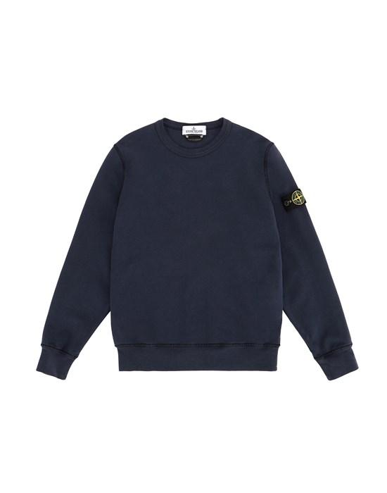 STONE ISLAND JUNIOR 61340 Sweatshirt Man Marine Blue