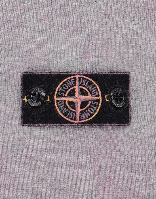 43201365eu - FLEECEWEAR STONE ISLAND JUNIOR