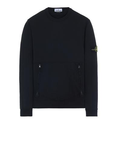 STONE ISLAND 63451 Sweatshirt Man Black USD 250