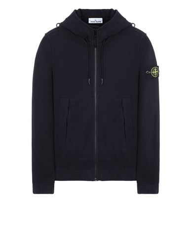 STONE ISLAND  Sweatshirt Man Blue USD 426