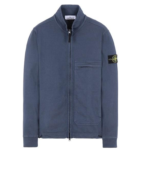 Sweatshirt Man 61050 Front STONE ISLAND
