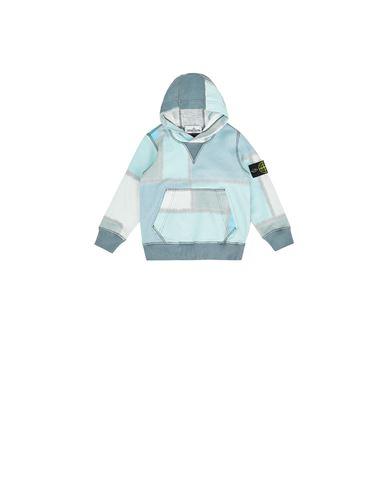 STONE ISLAND BABY 62145 URBAN CAMOUFLAGE Sweatshirt Man Dust Grey EUR 198