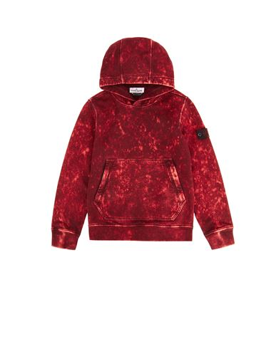 STONE ISLAND JUNIOR Sweatshirt Man 61941 OFF DYE OVD TREATMENT f