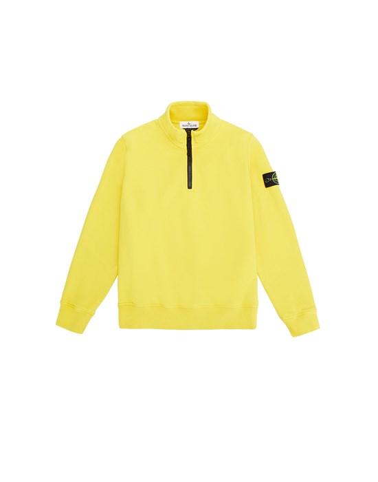 STONE ISLAND JUNIOR 61040 Sweatshirt Man Yellow