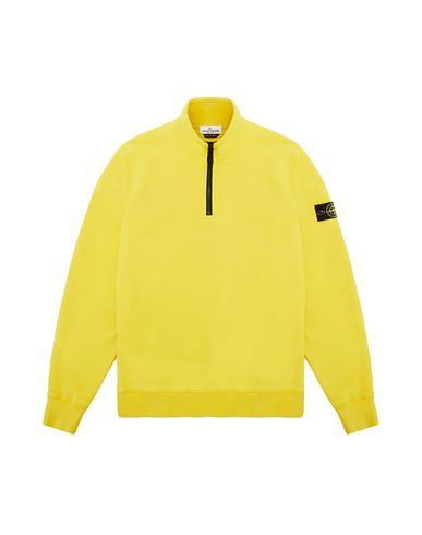 STONE ISLAND TEEN 61040 Sweatshirt Man Yellow USD 246