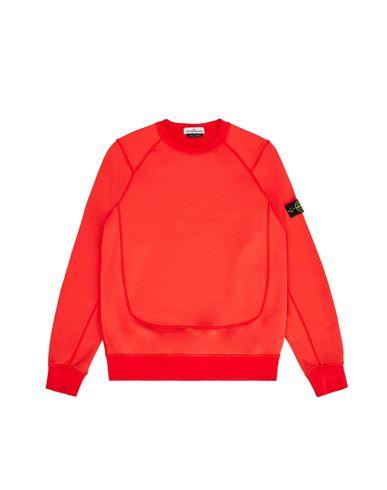 STONE ISLAND TEEN 60646 Sweatshirt Man Red EUR 179