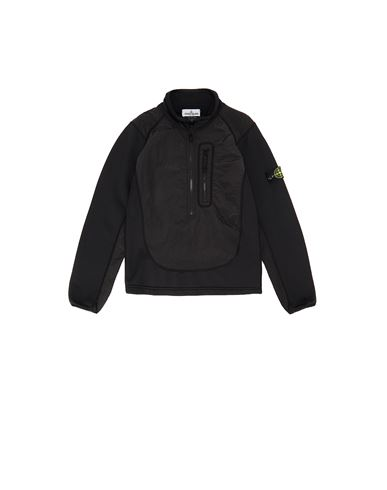 STONE ISLAND JUNIOR Sweatshirt Man 60946 NYLON METAL f