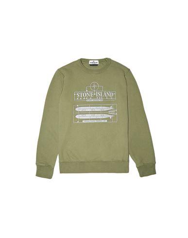STONE ISLAND JUNIOR Sweatshirt Man 61440 'MODEL KIT ONE' f